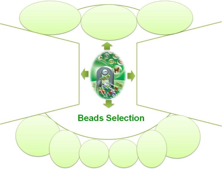our beads selection figure ammag magnetic system purification of see bead